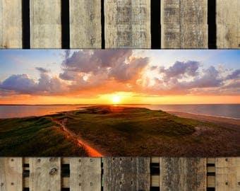 Cavendish Beach PEI Canvas