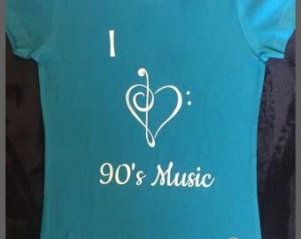 I love 90s music