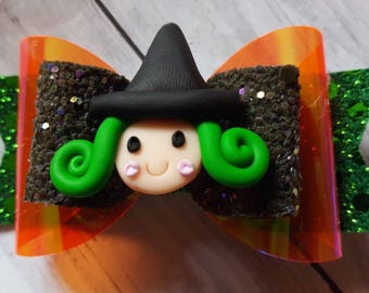 Lil Witch Bow