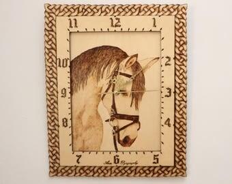 "Clock ""Horse"""