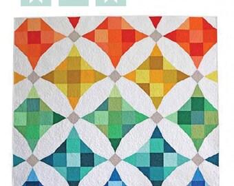 Terrazzo Modern Quilt Pattern