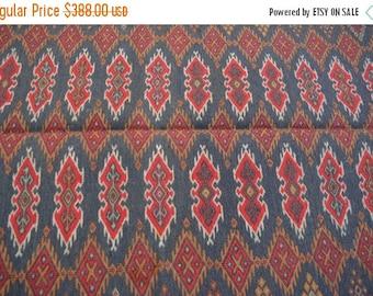 SALE 45% OFF 35 Percent 6'3 x 3'7 FT Vintage Tribal Persian kilim rug