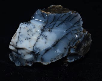 120 Gr Dendritic Opal Natural Rough
