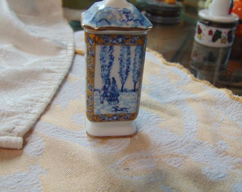 DelPrado fine porcelain signed and numbered Hand Finished Gilt trim and gilt signiture collection