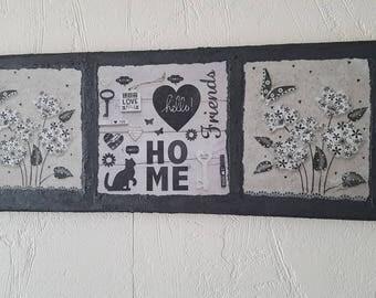 Trio Home 20 x 50 cm frame