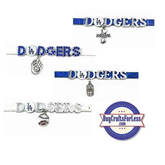 LOS ANGELES BRACELETs, 4 styles, Choose CHARMs +FREE Shipping