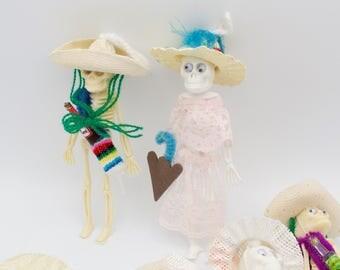 Dia De Los Muertos Skeleton Decorations