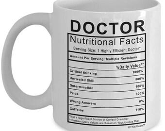 Doctor coffee mug  Gift for  Doctor funny coffee mugs