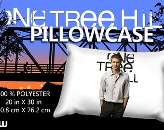 One Tree Hill Lucas Scott Chad Michael Murray Pillowcase