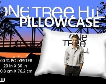 One Tree Hill Lucas Scott Chad Michael Murray Pillowcase