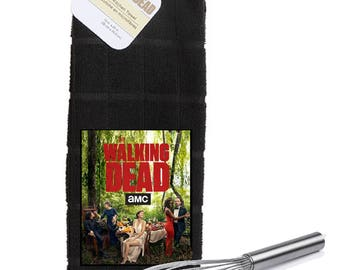 The Walking Dead 100th Episode Edition  Kitchen Towel