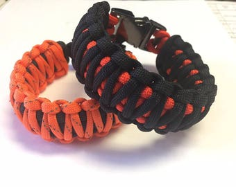 Custom King Cobra Bracelet