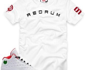 History of  Flight 13 Redrum 98 T-Shirt