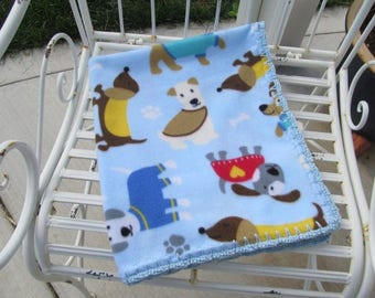 Dog Blanket - Fleece Dog Blanket - Pet Blanket - Puppy Blanket - Dog Bedding