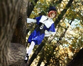 Souseiseki cosplay costume