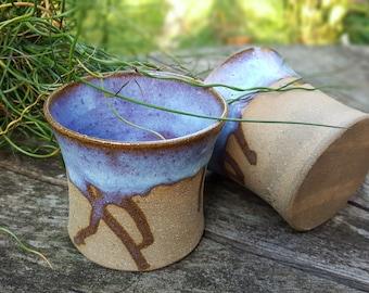The pair of tea/coffee cups - mugs