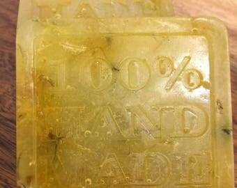 Calenudla Soap // acne // eczema