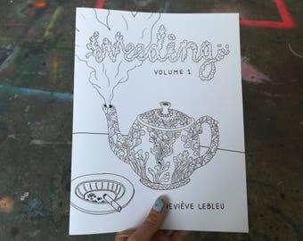 "Zine - ""Weeding"" volume 1"