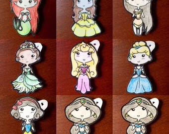 Princess Charms