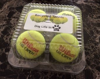 Recycled Tennis Balls