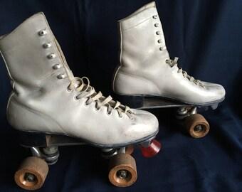 Vintage rollerskates-size 8/8.5
