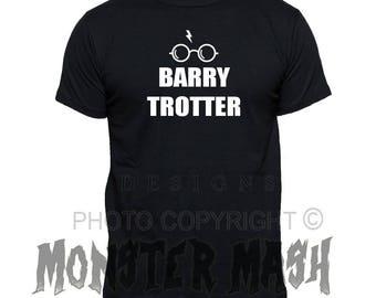 Barry Trotter - Harry Potter T-Shirt Inspired Design funny clothing, Unisex Inspired,