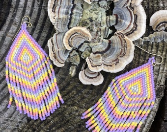 Allelectric - Fringe Earrings