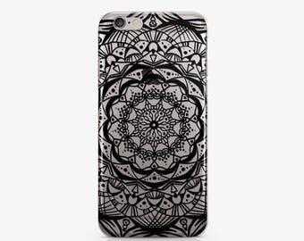 Mandala iPhone X Case iPhone 8 Plus iPhone Case 6 Plus iPhone Case Phone iPhone Case 6s Plus 7 Case iPhone Phone 6s iPhone Case Phone AC1193