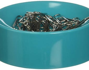 Clipwell Magnetic Clip Holder - Turquoise