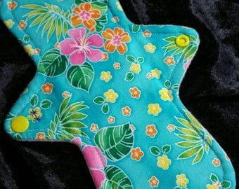"""10"""" moderate reusable cloth pads with PUL, mama cloth pads, regular cloth pads, pul cloth pads"""