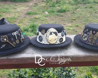 Steampunk Mini Hats