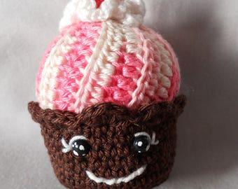 Ms. Cupcake chocolate and strawberry