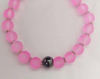 Customized bead bracelet