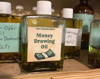 Money, favor me, bend over and fast luck oil kit.