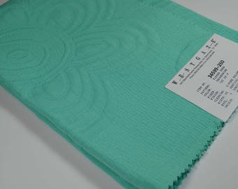 embossed fabric sample, designer fabric, remnant fabric, pillow fabric, woven fabric, carpetbag, decorator fabric