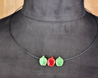 Ceramic-Necklace