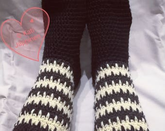 Louhi slippers / socks, *PDF PATTERN*