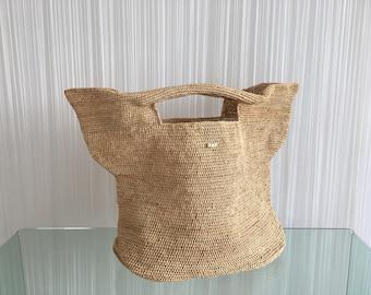 Barbados oversized tote bag