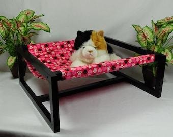 Cat cradle, cat furniture, pet furniture, cat bed, pet bed