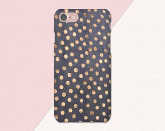 Confetti iPhone Case, Spotted iPhone 7 Case, Dots, iPhone 6 Plus Case, iPhone SE, iPhone 5 Case, Pretty iPhone Case, 7 Plus, 6S Plus Case