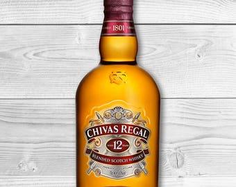 Chivas 12 Years Print