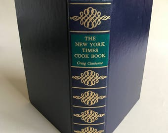 1st Ed New York Times Cookbook--Craig Claiborne