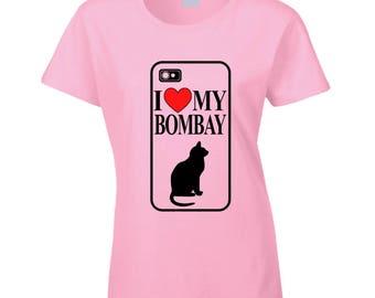 I Love My Bombay T Shirt