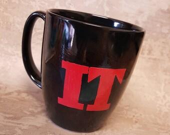 IT mug - Stephen King Inspired Horror Mug with Pennywise