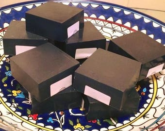 Deep-Cleansing Acne-Fighting Detox Activated Charcoal Soap