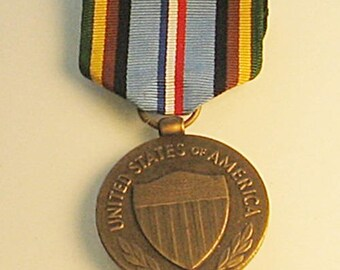 U.S. Armed Forces Expeditionary Service Medal