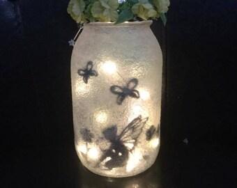 Custom Fairy Jar