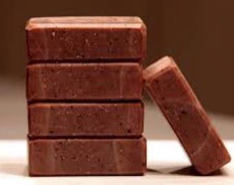Cocoa & Sea Salt Soap Bars