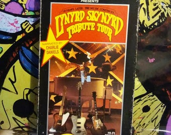 Lynyrd Skynyrd Tribute Tour VHS
