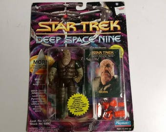 Star Trek: Deep Space Nine Action Figure-Morn